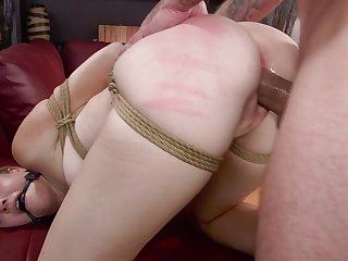 Cheating day Ashley Lane captured and punished by her BF