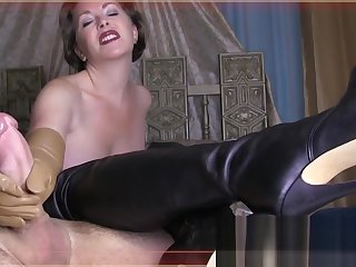 Mistress T - No Escape From Me Your Rebuke
