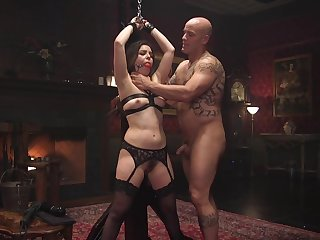 Inexact domination coupled with BDSM for the slaved girl